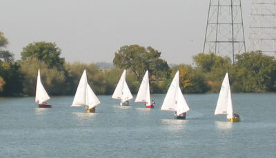 Downwind at Stockton