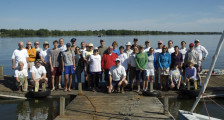 Midwesterns 2009: Skippers and Crew group photo