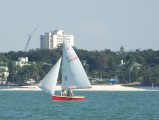 #5000 sails at Clearwater